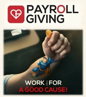 payroll giving square