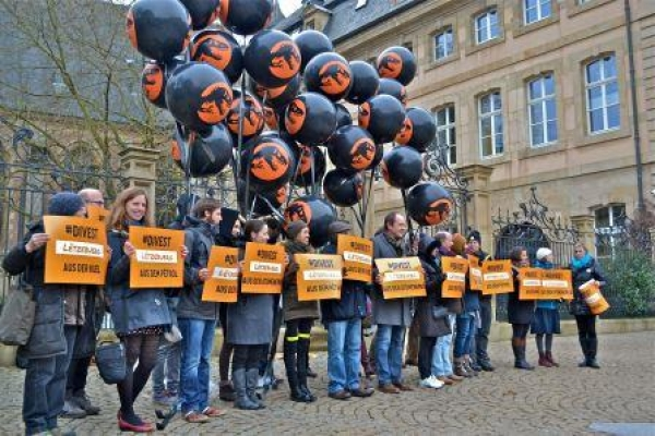 Divestment-Day au Luxembourg