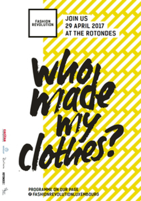 Fashion Revolution - Who Made My Clothes?